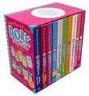 Dork Diaries (10 Title Box Set)