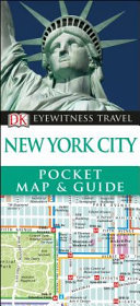 New York City Pocket Map and Guide - DK Eyewitness Travel Guide