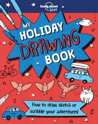 My Holiday Drawing Book