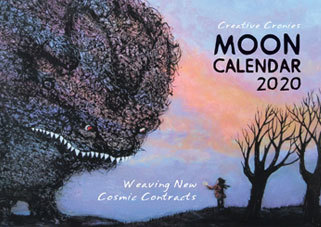 Moon Calendar 2020: Weaving New Cosmic Contracts