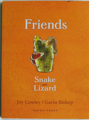 Friends (Snake and Lizard #2)