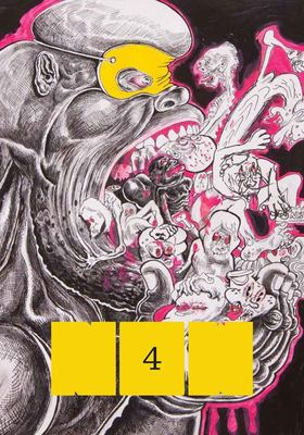 Now 4 - The New Comics Anthology