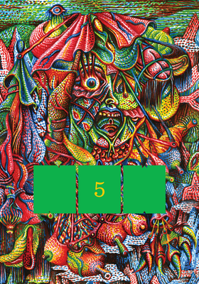 Now 5 - The New Comics Anthology
