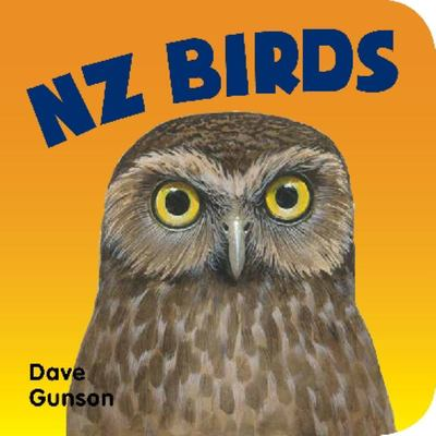 NZ Birds (Board Book)