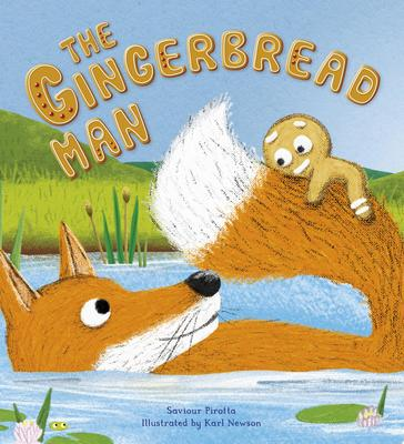 The Gingerbread Man (Storytime Classics)