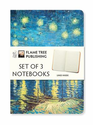 Vincent Van Gogh Pocket Notebook Collection