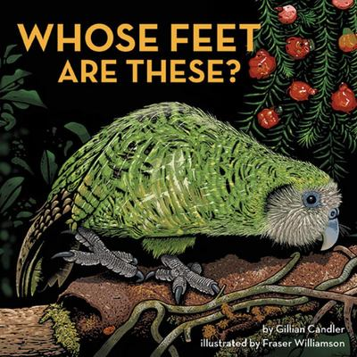 Whose Feet Are These? (PB)