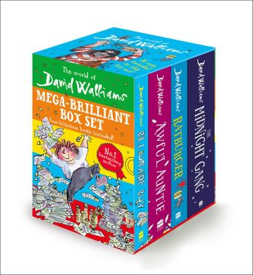 World of David Walliams Mega-Brilliant Box Set