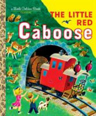 LGB The Little Red Caboose (Little Golden Book)