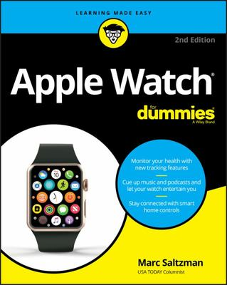Apple Watch For Dummies (2nd ed.)