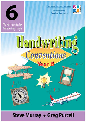 Handwriting Conventions Year 6 NSW Foundation - T4T