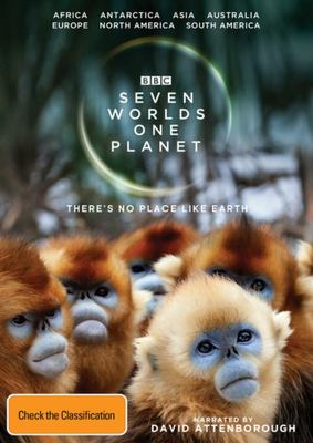 Seven Worlds One Planet- David Attenborough