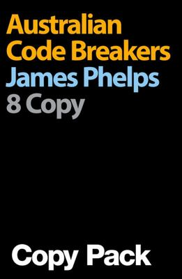 AUSTRALIAN CODE BREAKERS [8 COPY PACK]
