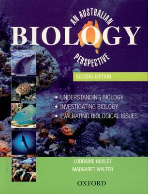 Biology An Australian Perspective Student Book + CD- SECONDHAND