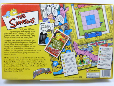 The Simpsons Board Game (2000)