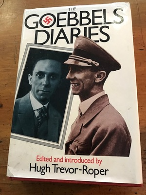 The Goebbels Diaries The last days