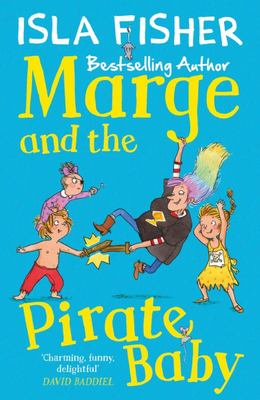 Marge and the Pirate Baby (Marge in Charge #2)