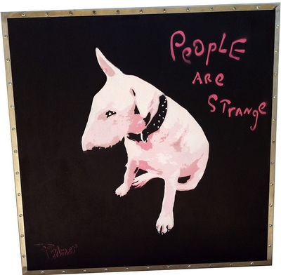 Card – People are Strange