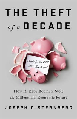 The Theft of a Decade - Baby Boomers, Millennials, and the Distortion of Our Economy