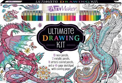 Mythical Creatures: Ultimate Drawing Kit (Art Maker)