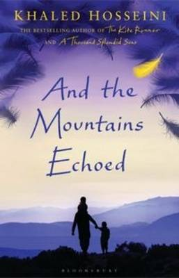 And the Mountains Echoed- SECONDHAND