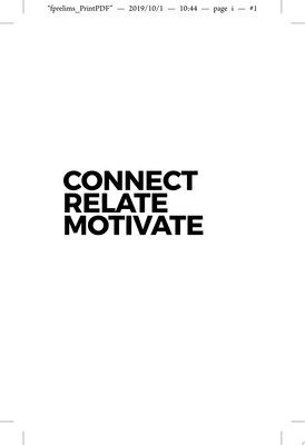 Connect Relate Motivate - Master Communication in Any Situation