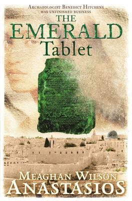 The Emerald Tablet (Benedict Hitchens #2)