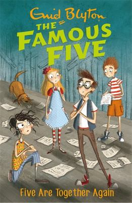 Five Are Together Again (#21 Famous Five)