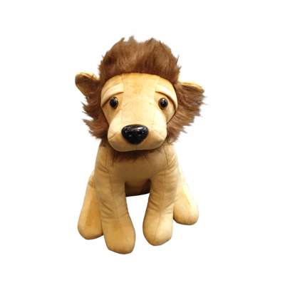 Doorstop: Leonard the Lion