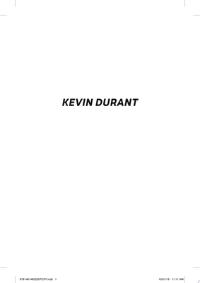Kevin Durant (Real Sports Network)
