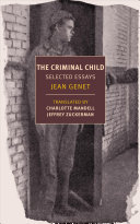 Criminal Child - And Other Essays