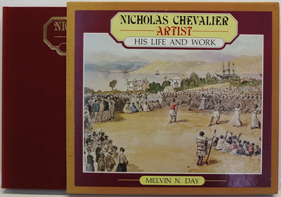Nicholas Chevalier Artist His Life and Work