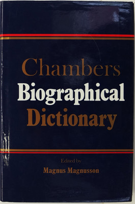 Larousse Biographical Dictionary