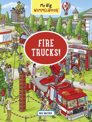 Fire Trucks! (My Big Wimmelbook)