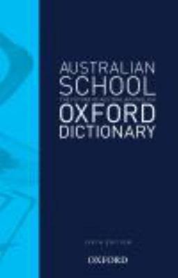 Australian School Dictionary (6E)
