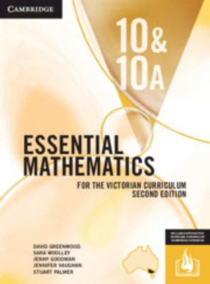 Essential Mathematics year 10 for the Victorian Curriculum Second Edition
