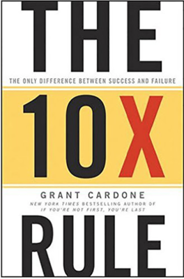 The Ten Times Rule The Only Difference Between Success and Failure