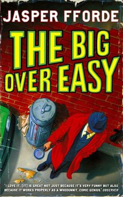 The Big Over Easy (Nursery Crime #1)