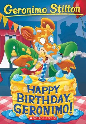 Happy Birthday, Geronimo (#74 Geronimo Stilton)