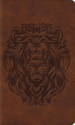 ESV Thinline Bible (TruTone, Royal Lion)
