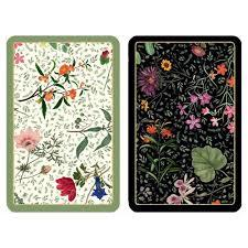 Playing Cards English Country Garden