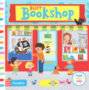 Busy Bookshop (Push Pull Slide)