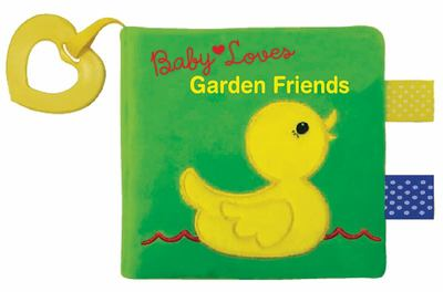 Garden Friends (Baby Loves Cloth Book)