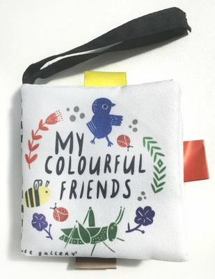 My Colourful Friends (Wee Gallery Buggy Books)