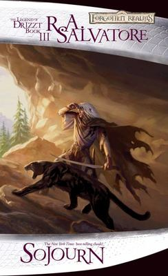 Sojourn (The Legend of Drizzt Book 2)