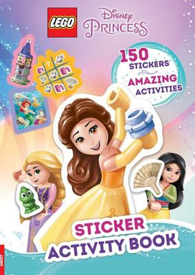 LEGO Disney Princess: Sticker Activity Book