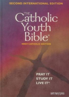 Catholic Youth Bible- SECONDHAND