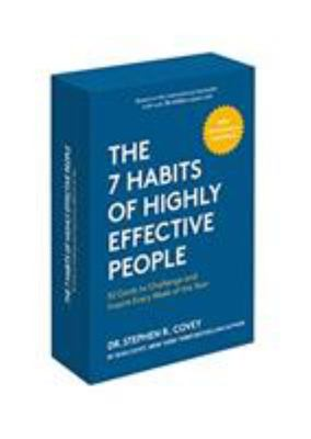 The 7 Habits of Highly Effective People - Card Deck