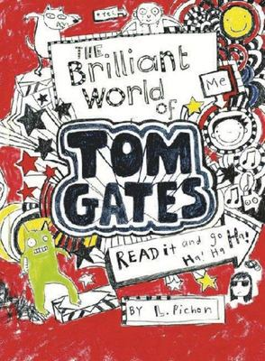 The Brilliant World Of Tom Gates (#1)