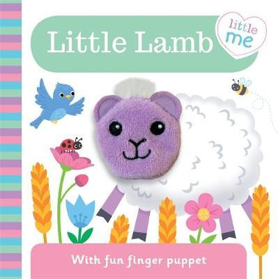 Little Lamb (Finger Puppet Book)